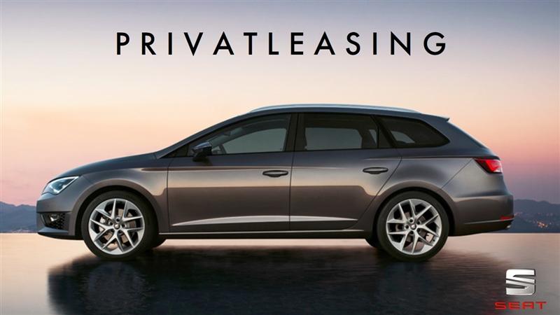SEAT Privatleasing - GT Biler A/S